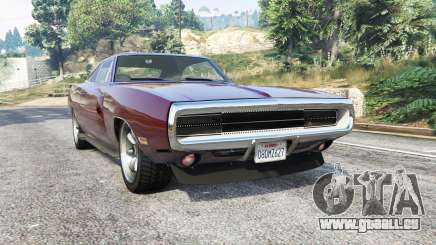 Dodge Charger RT SE (XS29) 1970 [replace] für GTA 5
