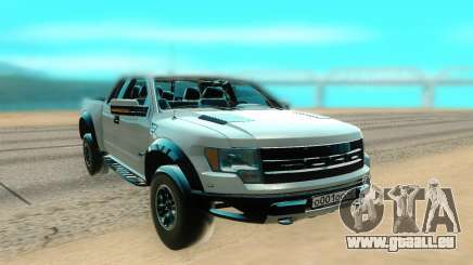 Ford F150 pour GTA San Andreas