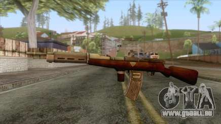 Deadfall Adventures - Fedorov Avtomat für GTA San Andreas