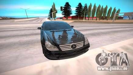 Mercedes-Benz CLS für GTA San Andreas