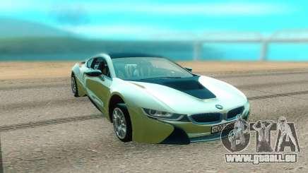 BMW i8 pour GTA San Andreas