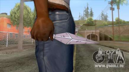 Ninja Kunai Weapon für GTA San Andreas