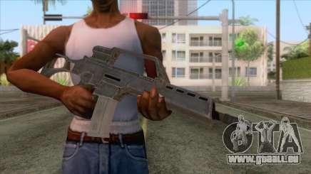 Heckler & Koch G36k für GTA San Andreas