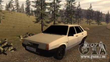 VAZ-21099 FIB für GTA 4