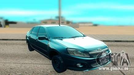 Lada Granta Sport pour GTA San Andreas