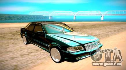 Mercedes-Benz C43 AMG pour GTA San Andreas