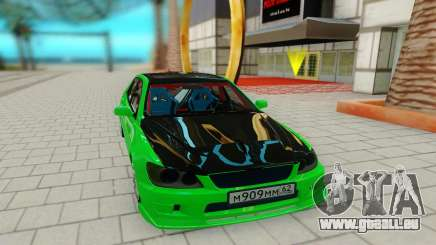 Lexus IS300 pour GTA San Andreas