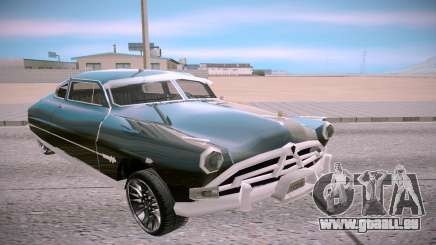 Hudson Hornet Club Coupe 51 pour GTA San Andreas