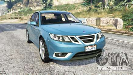 Saab 9-3 Turbo X [replace] pour GTA 5