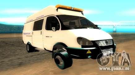 GAZ 2310 pour GTA San Andreas