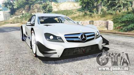 Mercedes-Benz C 63 AMG (C204) DTM v1.2 [replace] pour GTA 5