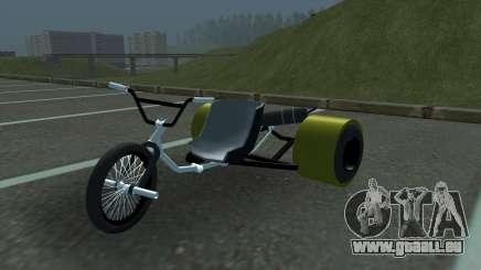 Drift Trike für GTA San Andreas