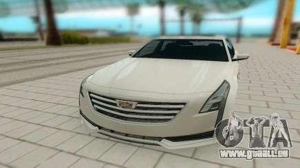 Cadillac CT6 für GTA San Andreas