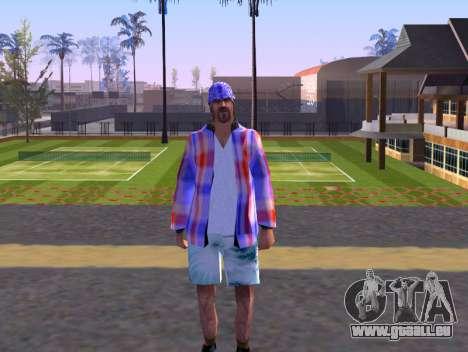 New SWMOTR2 pour GTA San Andreas