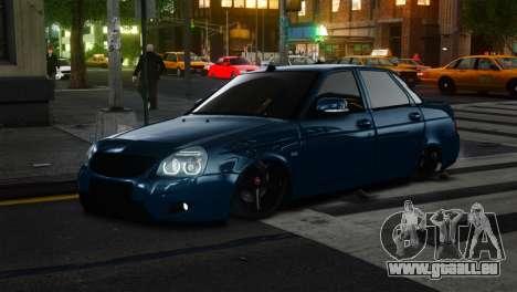 Lada Priora 2170 pour GTA 4