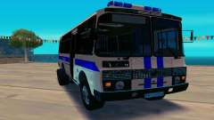PAZ-3205 pour GTA San Andreas