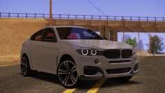 BMW X6 50D für GTA San Andreas