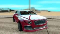Bentley Bentayga Startech für GTA San Andreas