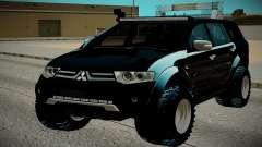 Mitsubishi Pajero Sport für GTA San Andreas
