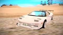 Honda NSX für GTA San Andreas