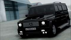 Mercedes G55 XXL pour GTA San Andreas