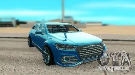 Audi Q7 ABT pour GTA San Andreas