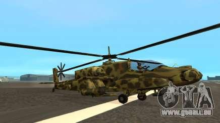 MFR Chasseur Cheeta Concept pour GTA San Andreas