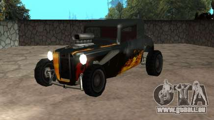 MFR Hotknife Concept 4X4 Tuning 160 Kmh pour GTA San Andreas