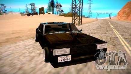 Nissan Skyline 2000GT pour GTA San Andreas
