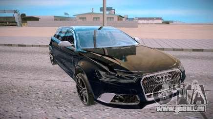 Audi RS6 Avant C7 für GTA San Andreas