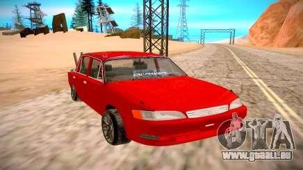 Toyota Mark 2 VAZ 2101 für GTA San Andreas
