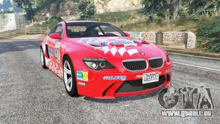 BMW M6 (E63) WideBody Carrillo v0.3 [replace] für GTA 5