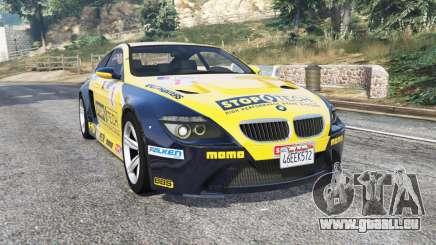 BMW M6 (E63) WideBody StopTech v0.3 [replace] für GTA 5