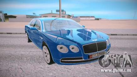 Bentley Flying Spur pour GTA San Andreas
