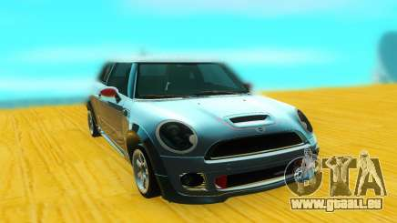 Mini Cooper Works GP pour GTA San Andreas