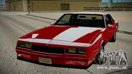 Chevrolet Monte Carlo SS pour GTA San Andreas