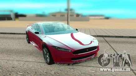 GTA V Coil Raiden pour GTA San Andreas