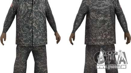 America Army pour GTA San Andreas
