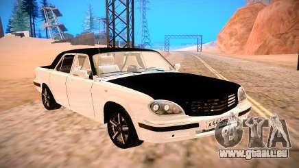 GAZ 31105 pour GTA San Andreas