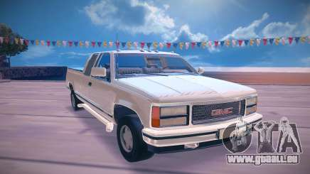 1992 GMC Sierra pour GTA San Andreas