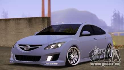 Mazda 6 für GTA San Andreas