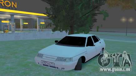 Stock Version VAZ 2110 für GTA 4