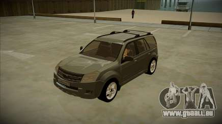 Great Wall Hover H2 Karelian Edition für GTA San Andreas