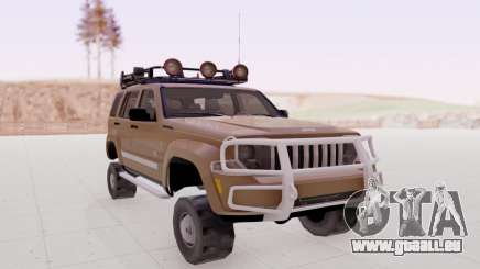 2016 Jeep Renegade pour GTA San Andreas
