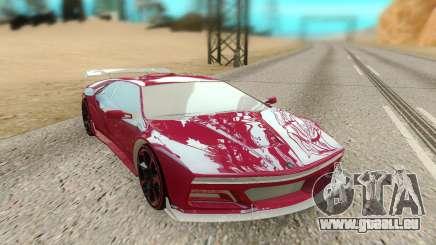 Ubermacht Sc1 für GTA San Andreas