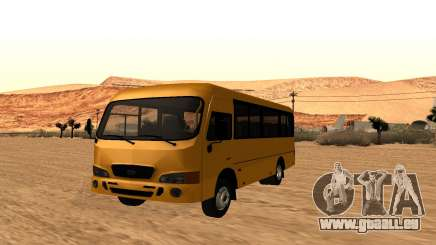 Hyundai County SWB pour GTA San Andreas