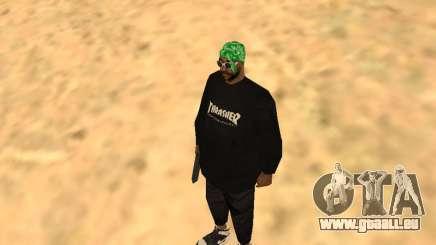 Fam1 Thrasher Worldwide pour GTA San Andreas