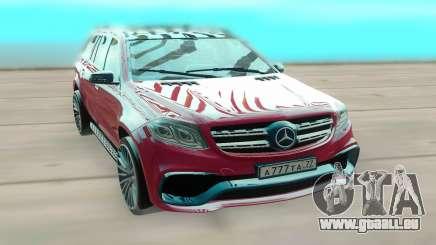 Mercedes-Benz GLS für GTA San Andreas