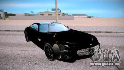 Mercedes-Benz GT für GTA San Andreas