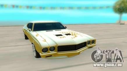 1970 Buick GSX V10 pour GTA San Andreas